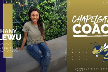 Secret Lives of CCA Coaches – Bethany Bilewu – Coach Bilewu was the Head Cheer coach…