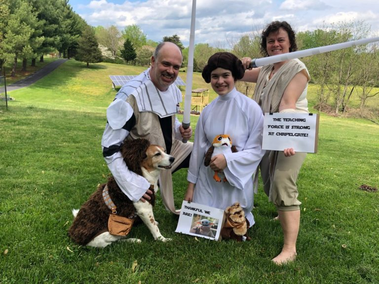 The Teaching Force is Strong at Chapelgate