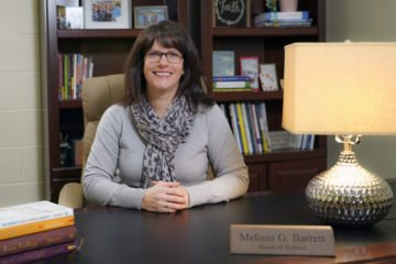 Melissa Barrett, Head of School