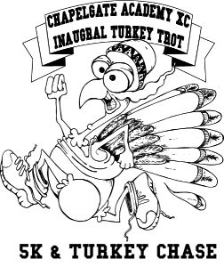 Turkey Trot art